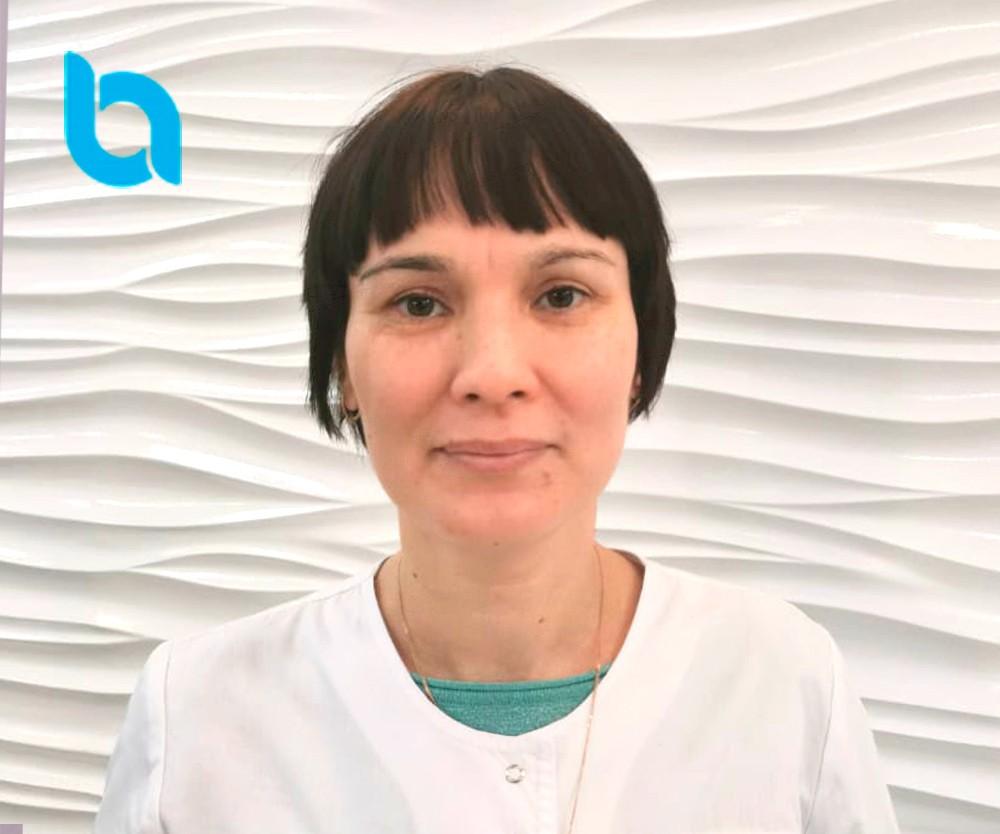Валиуллина Регина Рафиковна
