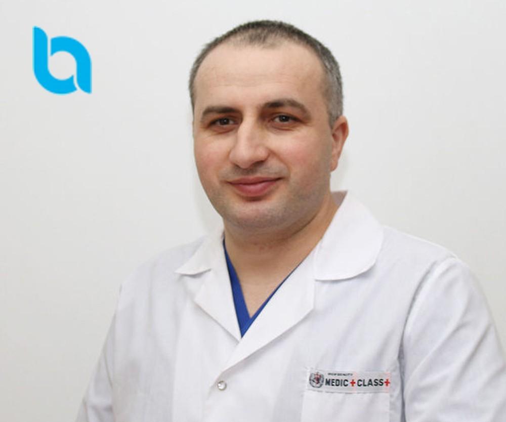 Магомедов Вагаб Габибуллахович
