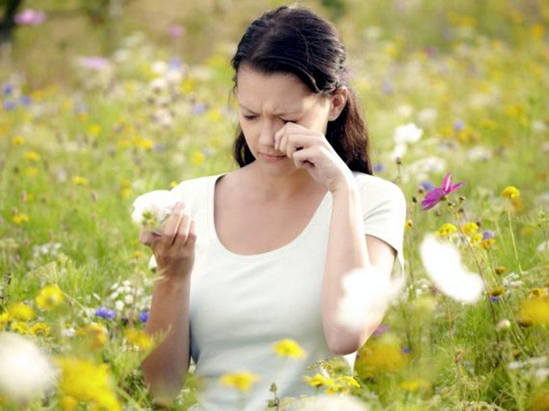 Поллиноз – сезонный аллергический риноконъюнктивит